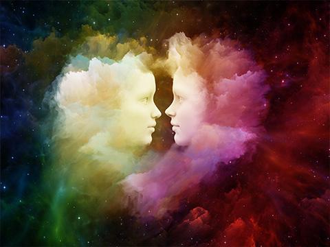 Έρωτας, ο καθρέπτης της ψυχής